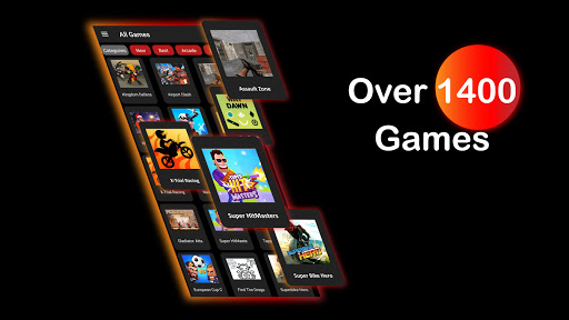 Web Games Portal - Play Games Without Installing 3.2(Share) screenshots 3