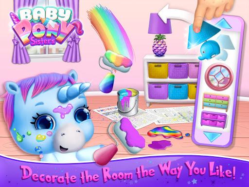 Baby Pony Sisters - Virtual Pet Care & Horse Nanny 5.0.14007 screenshots 21