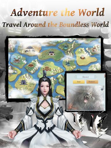 Immortal Taoists - Idle & Adventure 1.5.7 Screenshots 9