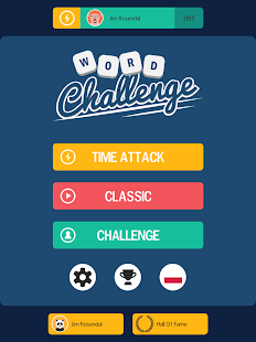 Word Challenge - A wordgame