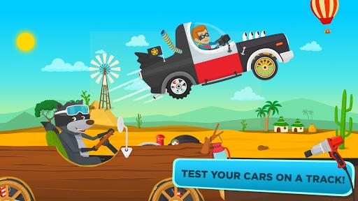 Garage Master - fun car game for kids & toddlers  screenshots 5
