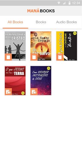 Foto do Maná Books