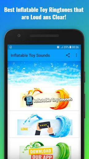 Inflatable Toy Sounds 1.0 screenshots 1