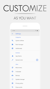 [ROOT] System Tools Android: All-In-One toolbox 1.4.7 APK screenshots 4