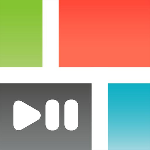 PicPlayPost 视频编辑器、幻灯片、拼贴制作器