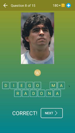 Guess the Soccer Player: Football Quiz & Trivia 2.20 screenshots 2