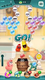 Larva Bubble Pop 1.1.6 screenshots 15