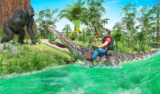 Lost Island Jungle Adventure Hunting Game 9