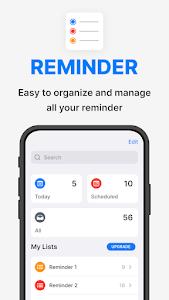 Reminder IOS 15 1.0.7