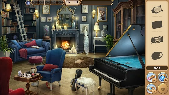 Mystery Manor: hidden objects Mod Apk 5.80.1 (Free Shopping) 5