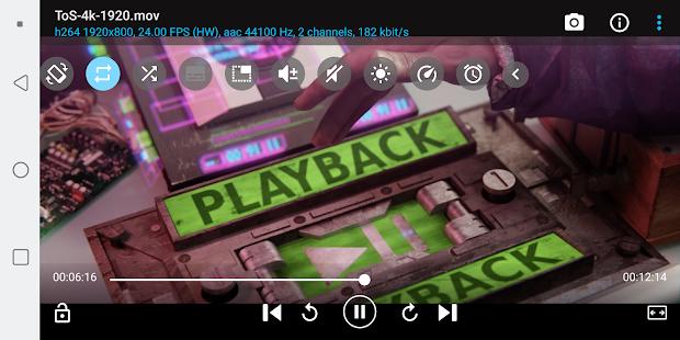 Скриншот №1 к BSPlayer Pro