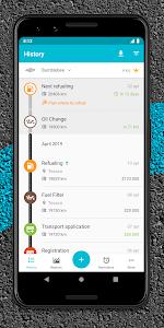 Drivvo – Car management, Fuel log, Find Cheap Gas 7.7.3 (Mod Extra)