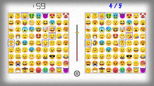 find the difference - emoji screenshot 2