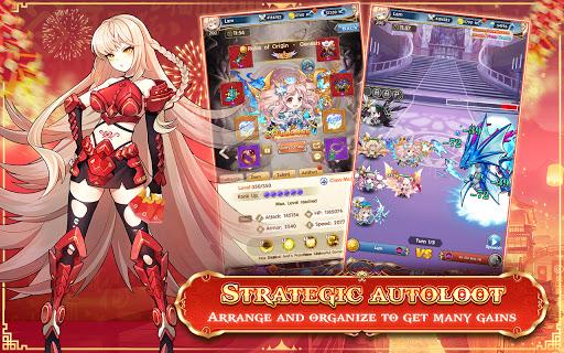Idle Goddess-Spring Festival Spree android2mod screenshots 2