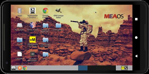 MEA - Mise En Abyme Cloud Computers 2.3 Screenshots 1