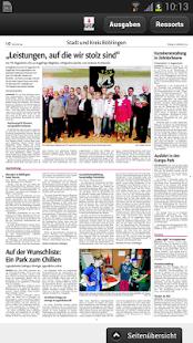 Kreiszeitung App