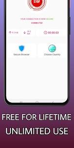 Modern Secure Pro VPN v1.0 APK [Paid] Download 4