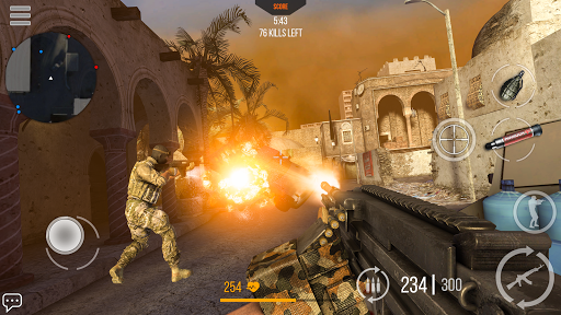 Modern Strike Online: Free PvP FPS shooting game 1.44.0 screenshots 6