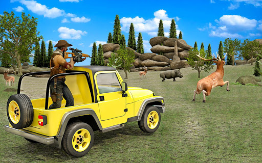 Wild Deer Hunter :Sniper Animal Shooting 3D Games 1.0.13 screenshots 2