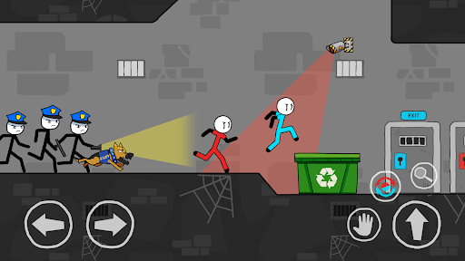 Stickman Escape: Prison Break  screenshots 1