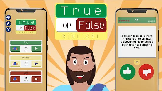 True or False (Biblical) 1.6_vf Pc-softi 12