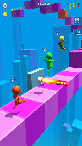 Tap Temple Run Race - Join Clash Epic Race 3d Game screenshots 15