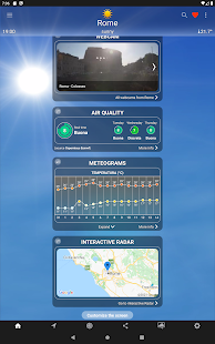 The Weather: weather forecast by iLMeteo 2.28.2 Screenshots 18