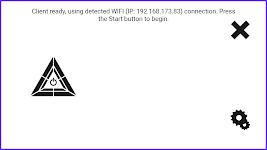 screenshot of Trinus CBVR Lite