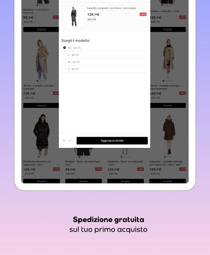 Privalia - Outlet con i migliori marchi di moda android2mod screenshots 7