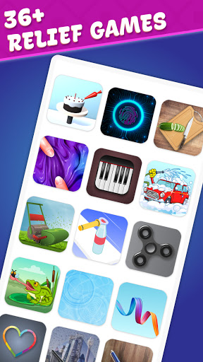 AntiStress, Relaxing, Anxiety & Stress Relief Game  screenshots 1