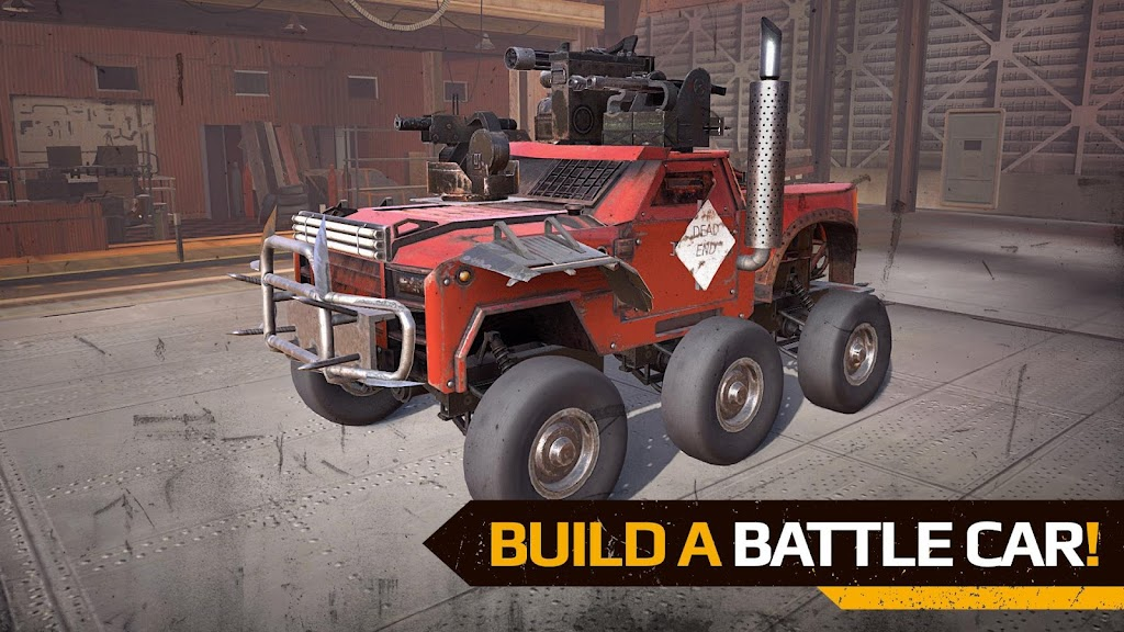 Crossout Mobile - PvP Action  poster 2
