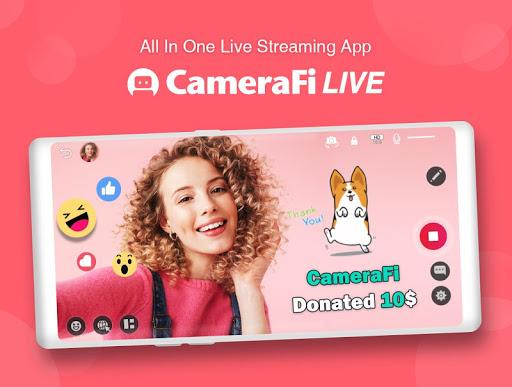 CameraFi Live apktram screenshots 9