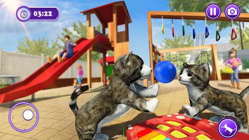 Pet Cat Simulator Family Game Home Adventure 1.5 screenshots 2