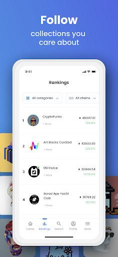 OpenSea: NFT marketplace screenshots 3