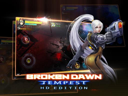 Broken Dawn:Tempest HD apkpoly screenshots 10