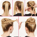 Easy Hairstyles Tutorials : Step by Steps