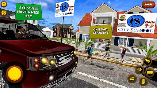 Virtual Dad Simulator- Happy Family Life  screenshots 1