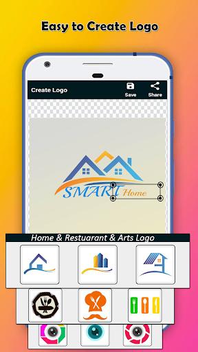 Logo Maker - Logo Creator & Poster Maker 2.1.3 Screenshots 3