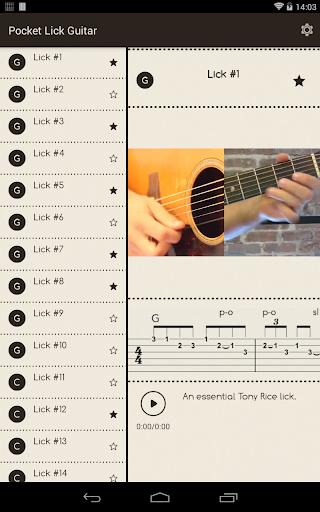 Pocket Lick: Guitar For PC Windows (7, 8, 10, 10X) & Mac Computer Image Number- 8