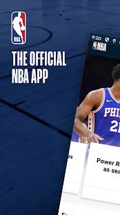 NBA: Live Games & Scores 11.0720 APK screenshots 1