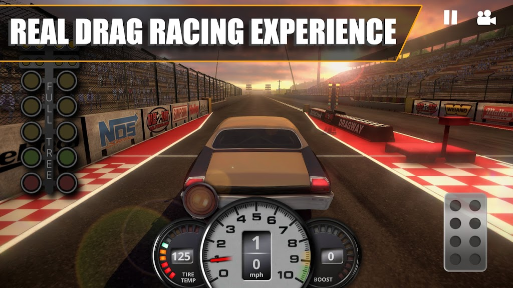 No Limit Drag Racing 2 MOD poster 23