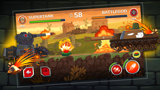 Gerand - bent barrels screenshots 2