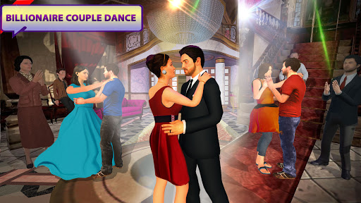 Billionaire Dad Luxury Life Virtual Family Games 1.1.5 screenshots 3