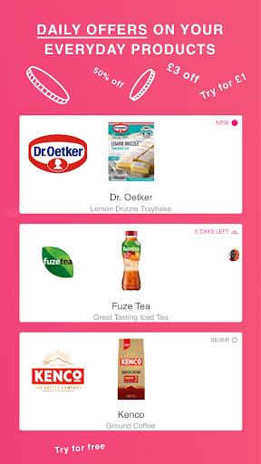 Shopmium - Exclusive Offers  screenshots 3