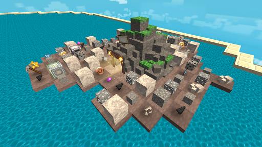MergeCrafter - Magical Merge World  screenshots 4