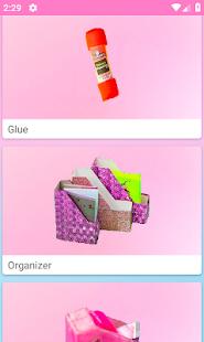 How to make miniature school supplies  Screenshots 5