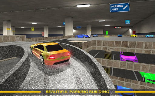 Street Car Parking 3D - New Car Games screenshots 6
