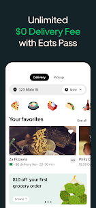 Uber Eats: Food Delivery 4