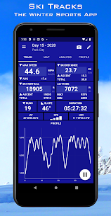 Ski Tracks v1.3.15 build 554 [Paid] 1