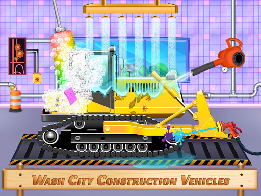 City Construction Vehicles - House Building Games screenshots 24